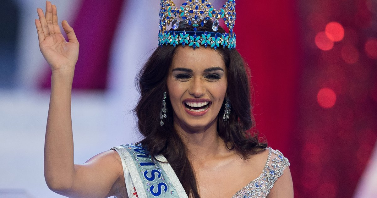 Une Indienne couronnée Miss Monde https://t.co/iTD6ZEZIQ9