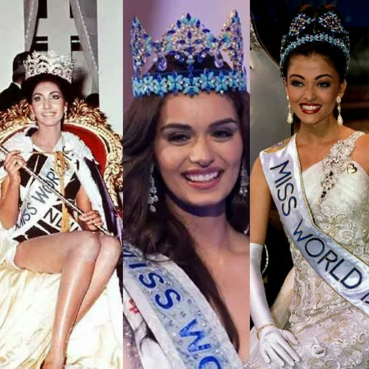 """miss india on twitter: """"what an amazing trivia! 3 of india's"""