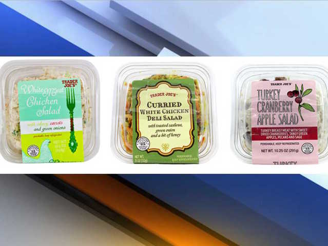 Trader Joe's recalls fresh salads over concerns they may contain hard plastic, glass https://t.co/y4FG2dsJmf #abc15