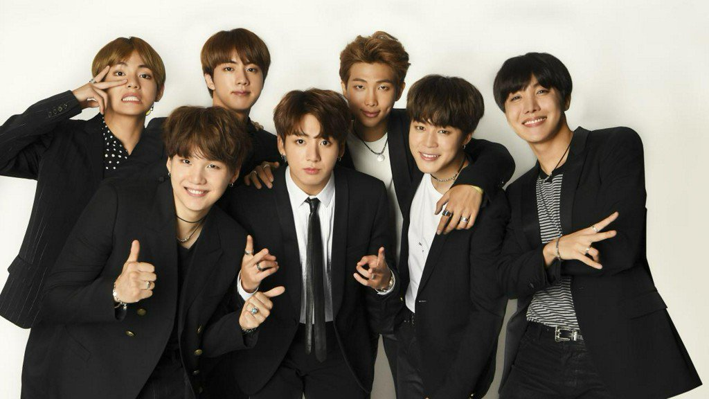 .@BTS_twt dishes on their upcoming world tour & if they'll ever record music in English! https://t.co/uEFzCKvucp