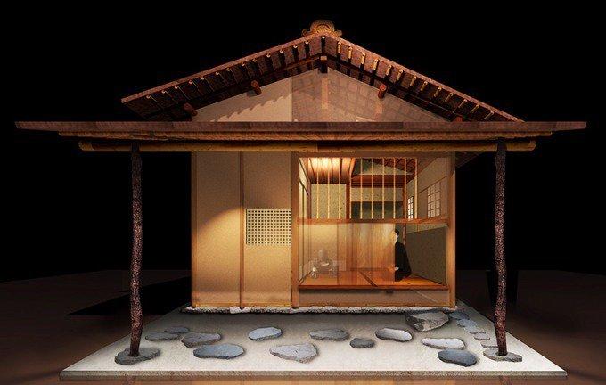 「建築の日本展:その遺伝子のもたらすもの」千利休の茶室を原寸再現、ライゾマ新作映像など - https://t.co/IzApN5VcVf