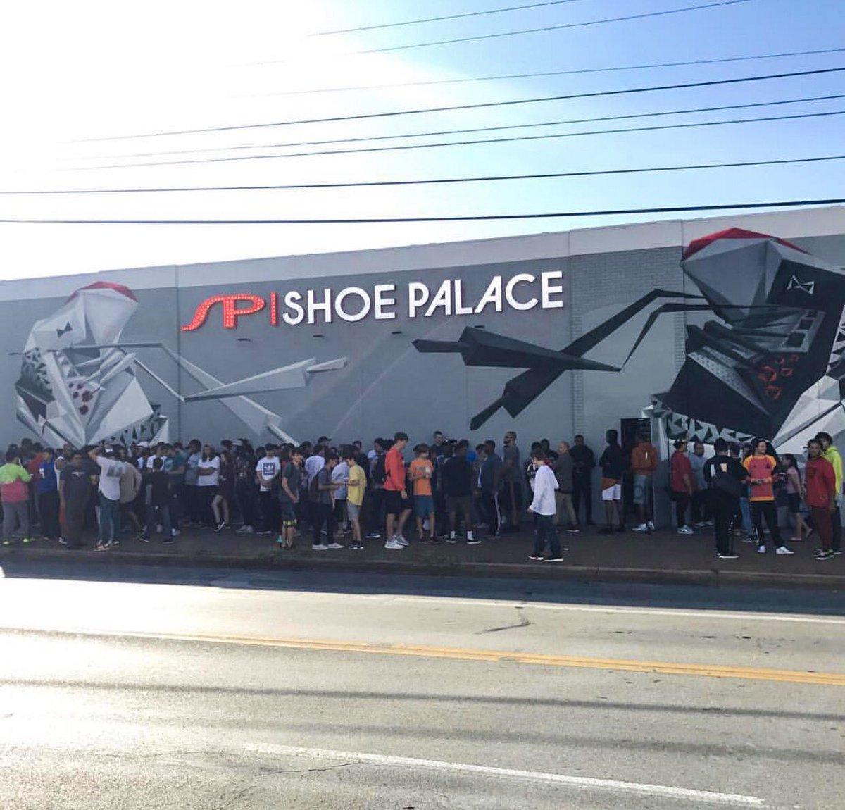 shoe palace austin tx