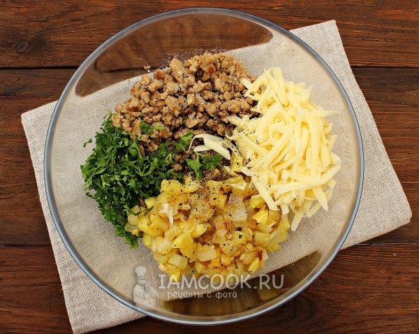 Рецепт лодочки из картофеля