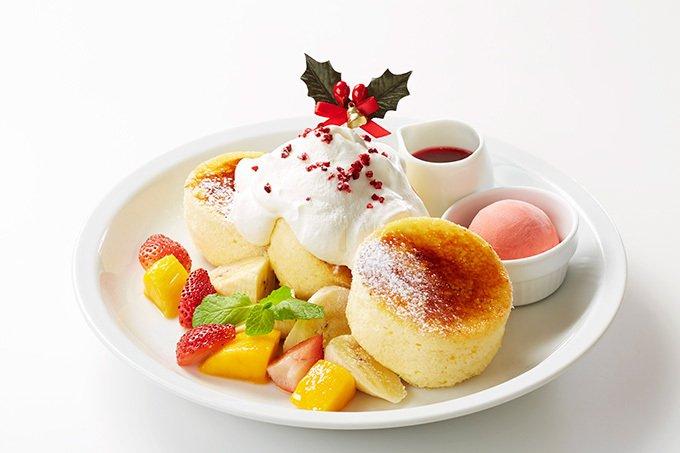 パンケーキ専門店「バター(Butter)」のクリスマス、好みのトッピングで楽しむ限定パンケーキなど - https://t.co/6MsZDIxG7x