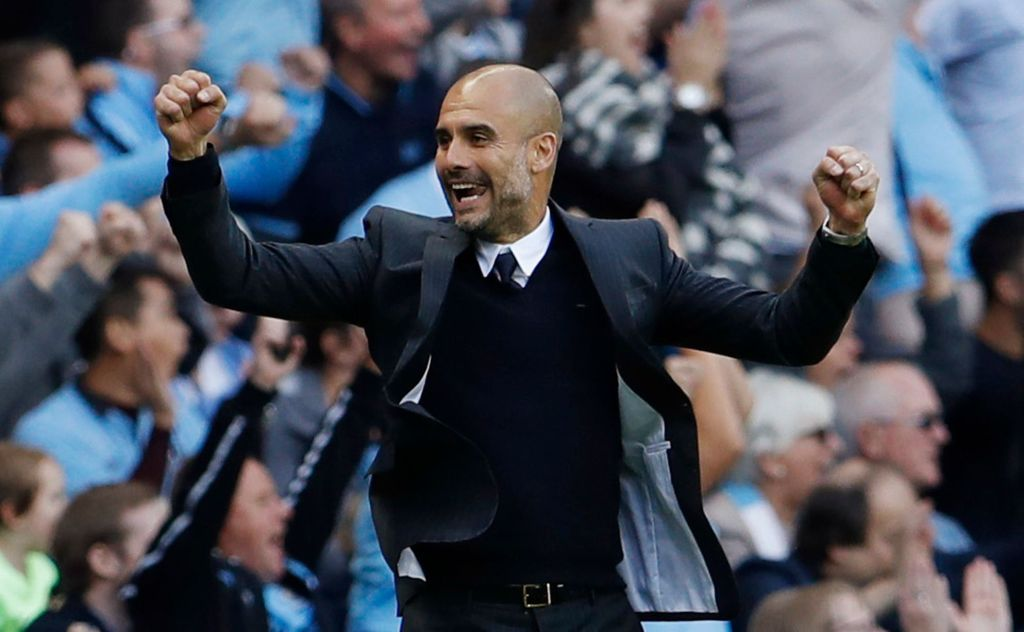 Guardiola hails City for dominating Leicester ##Gabrieljesus ##Kevindebruyne…  http://www. enisports.com/guardiola-hail s-city-dominating-leicester/ &nbsp; … <br>http://pic.twitter.com/XtOhr3PLBE
