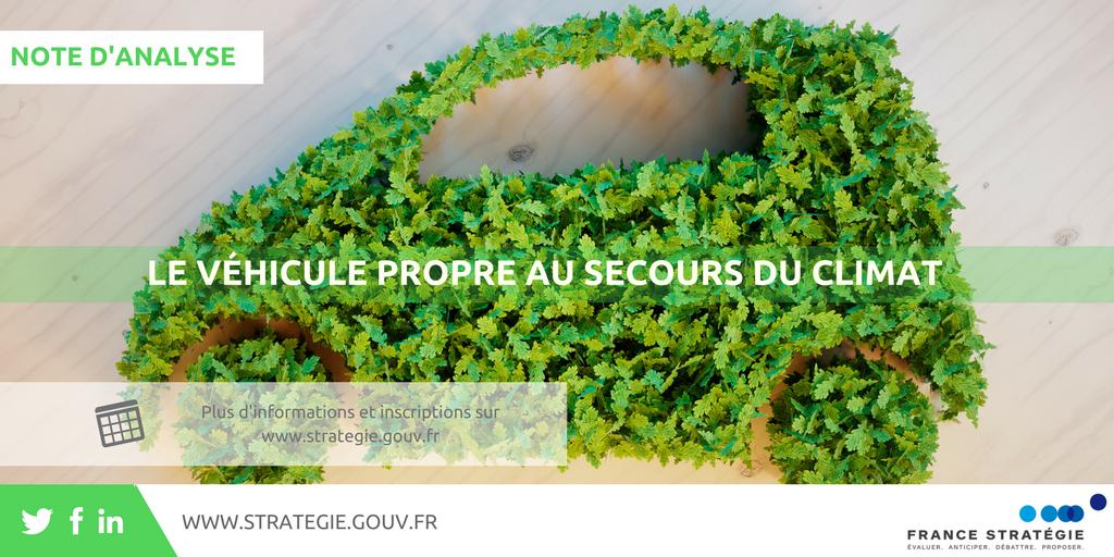 #Transport : La France, dont la production d'électricité est déjà largement décarbonée, doit concentrer ses efforts sur quelques secteurs d'activité, dont celui du transport, à commencer par la voiture particulière 🚗 #COP23. Le rapport 👉 https://t.co/8FRvPnVo0z
