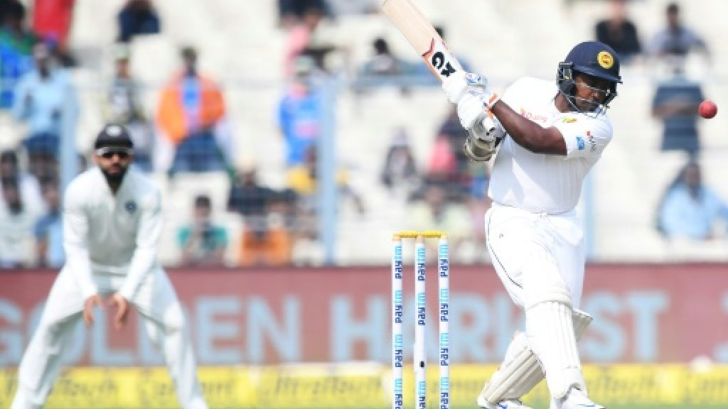 Herath fifty puts Sri Lanka on top in first India Test https://t.co/3CoHbd2Zo5