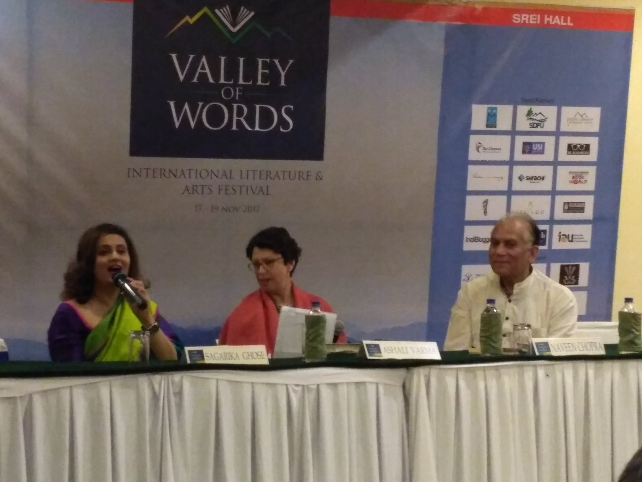 Image result for sagarika ghose valley of words