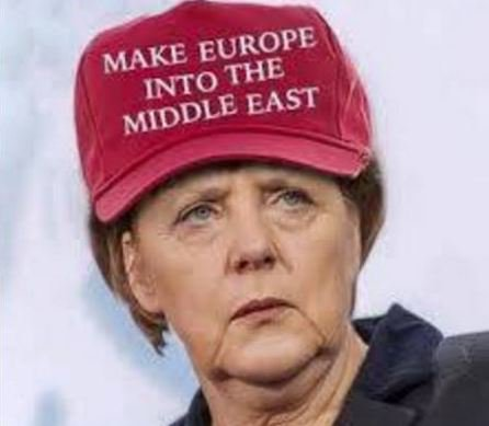 Make Europe into the Middle East   #Europa #AfD #Deutschland #Asylpolitik #Asyl #Merkel #MerkelLand #Jamaika #Mission #Bambi<br>http://pic.twitter.com/pc5jU7foPH