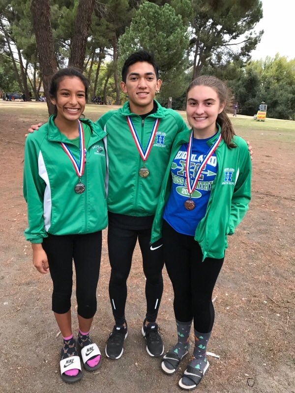 Highland High School On Twitter Congrats To Our Cross Country