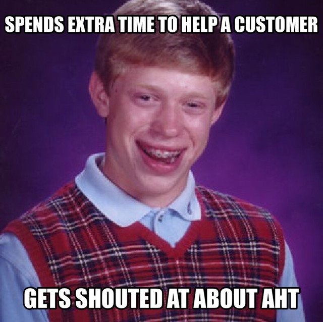 What KPI&#39;s have you seen that dissuade good customer service? #cx #custexp<br>http://pic.twitter.com/lLwLrhO8pb