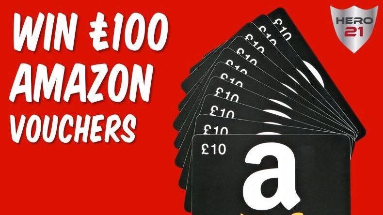 It's #competition time to #win £100 Amazon voucher! To enter, just FOLLOW &amp; RT. Good luck!  #FreebieFriday #prize #Competition #FridayFeeling #ff #like + #retweet #follow #AmazonGiveaway #gift #giveaway #win Signup For #Thanksgiving Webhosting:  http:// goo.gl/WhDBFj  &nbsp;  <br>http://pic.twitter.com/NBtT9C6545