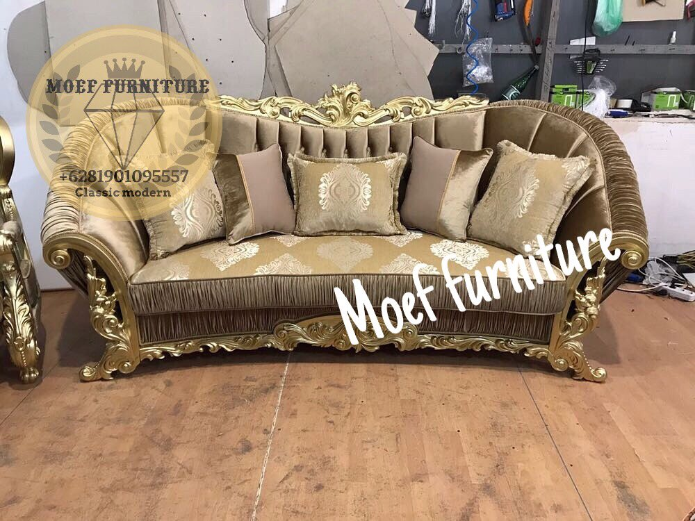 Mebel Furniture Modern House Interior Design