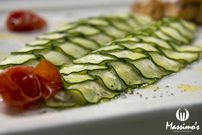 Under these Zucchini is hidden a fresh Sea Bass Fillet! Che bontà!  Come to Massimo's Italian Restaurant and find it out! #Massimos #Dubai #dxb #uae #MiddleEast #zucchini #seabass #fillet #MassimosItalianRestaurant #food #DubaiFood #ItalianCuisine #DubaiMarina #fish #vegetables<br>http://pic.twitter.com/S5mxD4Noml