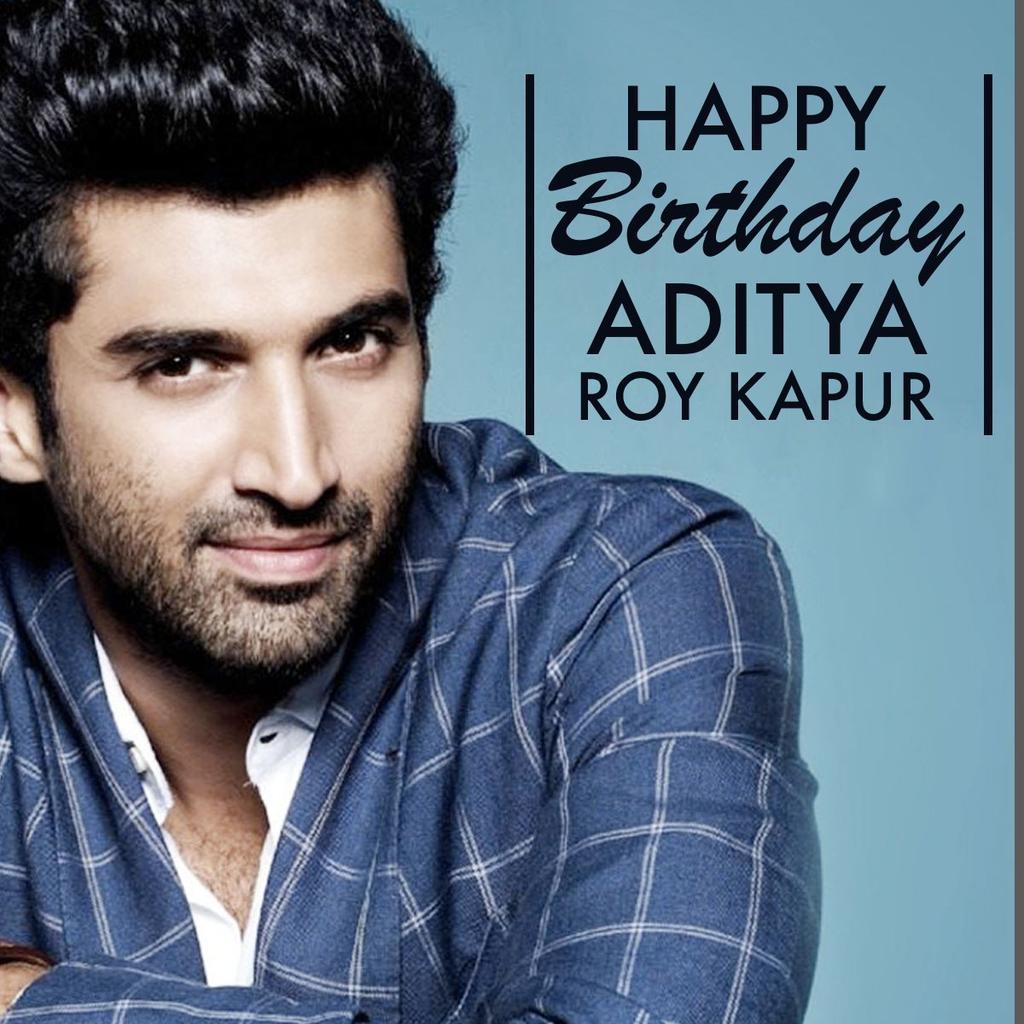We wish Aditya Roy Kapur a very happy birthday