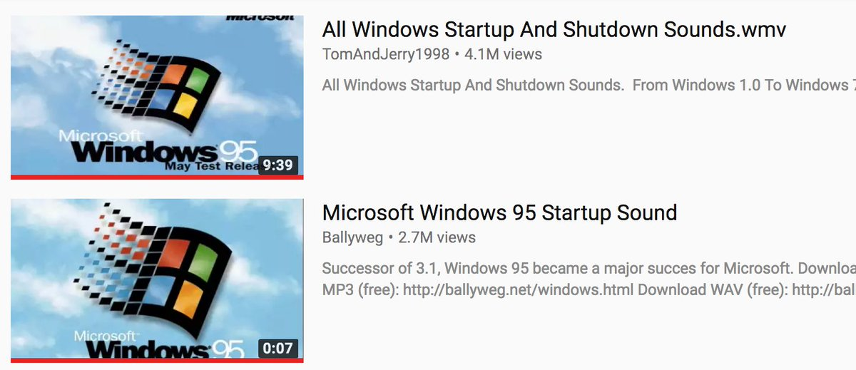 Cool Windows Startup Sounds Download