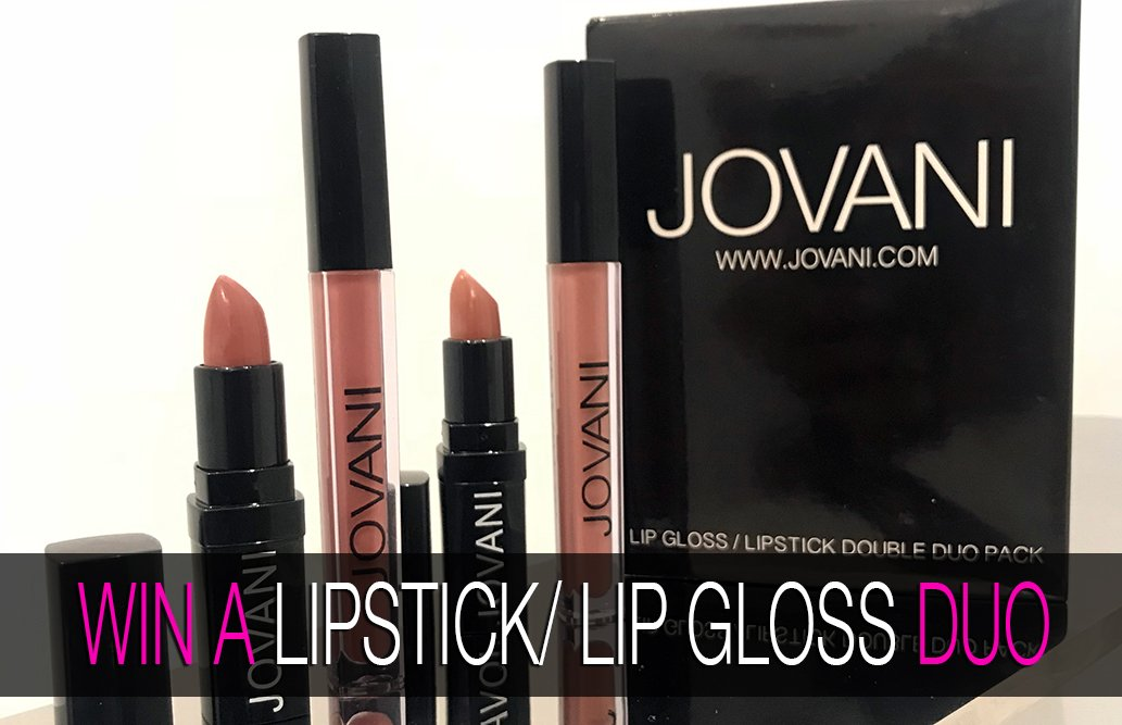 Ready for #FreebieFriday? For your chance to #win our #Jovani lip duo #makeup #giveaway, retweet and follow @JovaniFashions &amp; @JVNbyJovani!<br>http://pic.twitter.com/JQVk2DPQK2