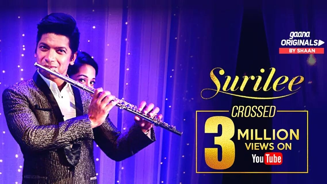 #FantasticFriday - #Surilee starring our exclusive artist @preetikatweets  crossed 3 Million views. -  http:// bit.ly/2hzdstS  &nbsp;    #YuvrajEntertainment #Song #Singer #Beauty #Talent #CelebrityManagement<br>http://pic.twitter.com/3kLjafIlhI