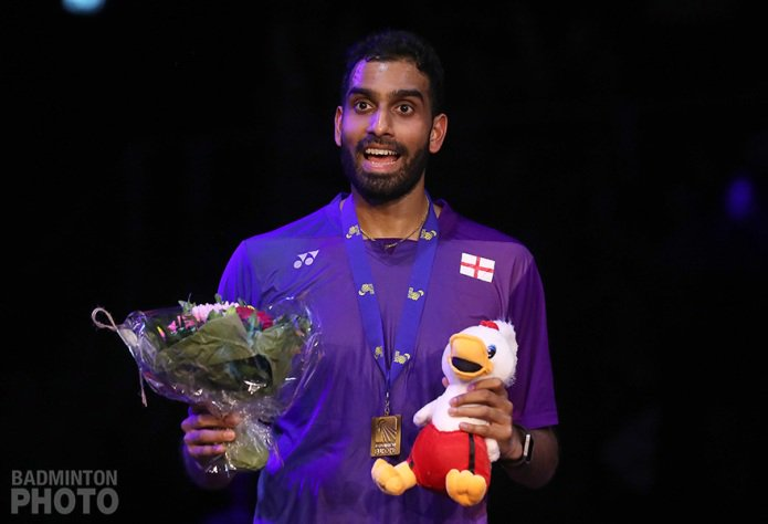 Tickets for our Demo Event with Euorpean #Badminton Champion @rajivouseph are selling quickly. Get yours now on  http://www. clubrackets.com/badminton  &nbsp;   27th Nov @abbeydalepark see our fb page for more details.  http://www. facebook.com/clubrackets  &nbsp;   @YONEXBADMTON_UK #sheffieldissuper @BadmintonEnglnd<br>http://pic.twitter.com/GpQqCcNGDw