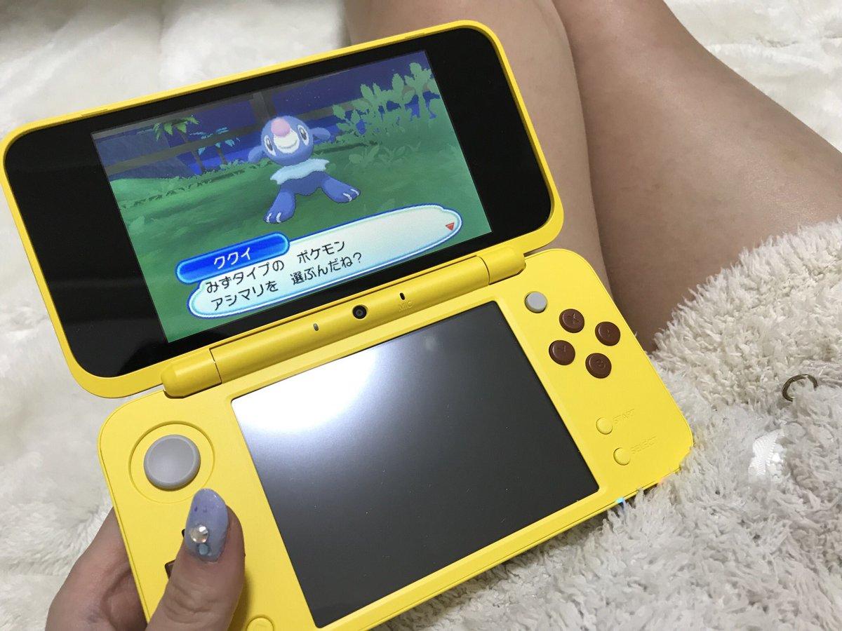 ポケモン最新作が本日発売 hashtag on twitter