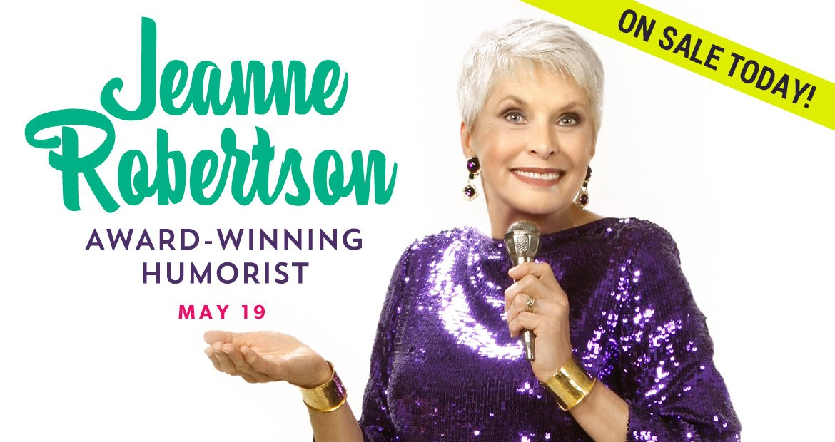 Cool Eku Center On Twitter Jeanne Robertson Tickets On Sale Now Gmtry Best Dining Table And Chair Ideas Images Gmtryco