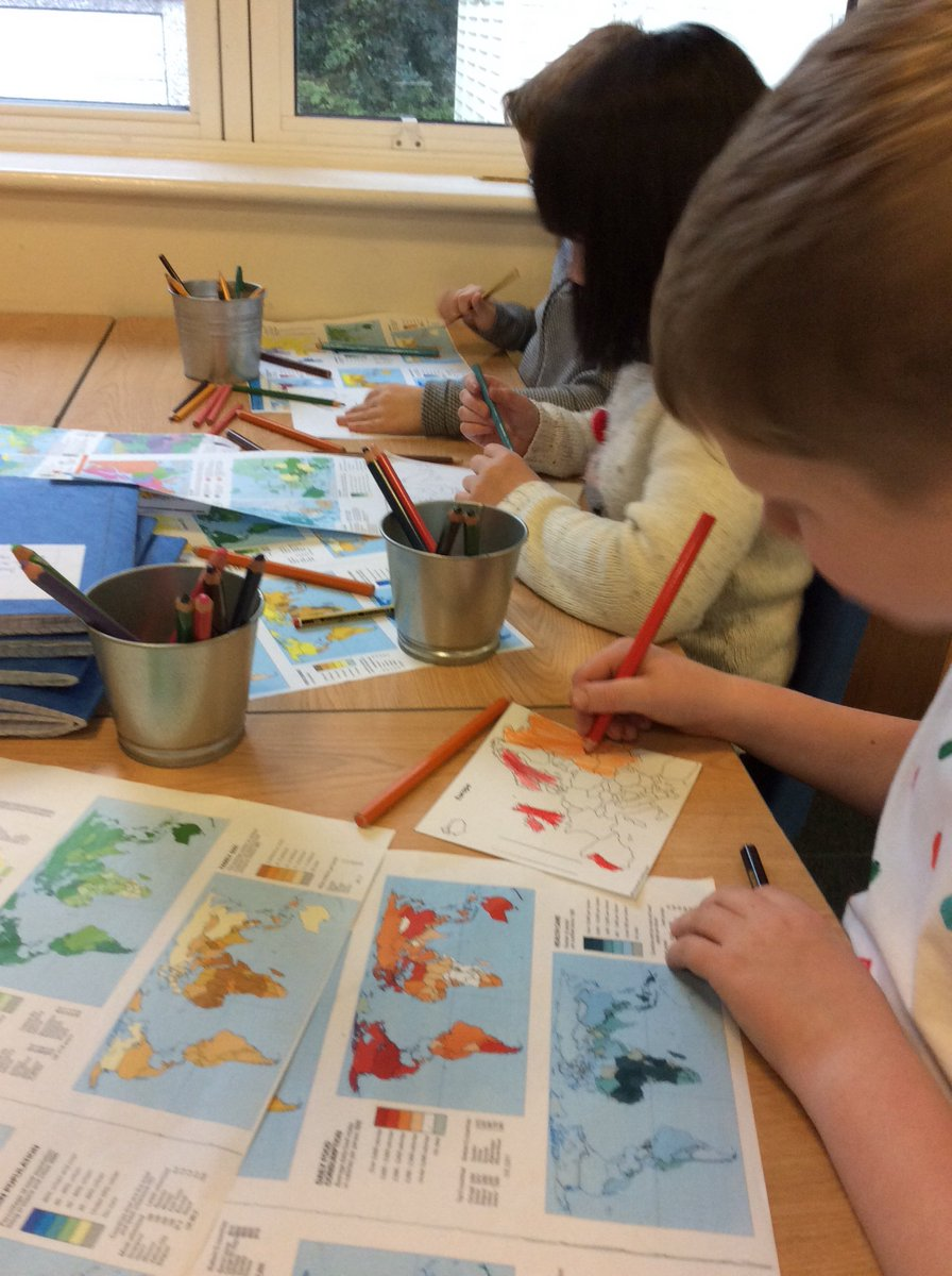 test Twitter Media - How can maps show information? Choosing our topic and creating maps of Europe... will it show employment? Land use? Life expectancy? #gorseygeography https://t.co/I3SmTnLopk
