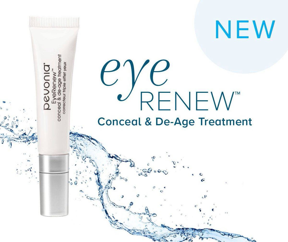 For your chance to #win our New EyeRenew Conceal &amp; De-Age Treatment, Like &amp; Retweet this post Closes 27.11.17 #FridayFeeling #Skincare #Eyes #Beauty #Competition #TGIF<br>http://pic.twitter.com/MQwxYMjxpC