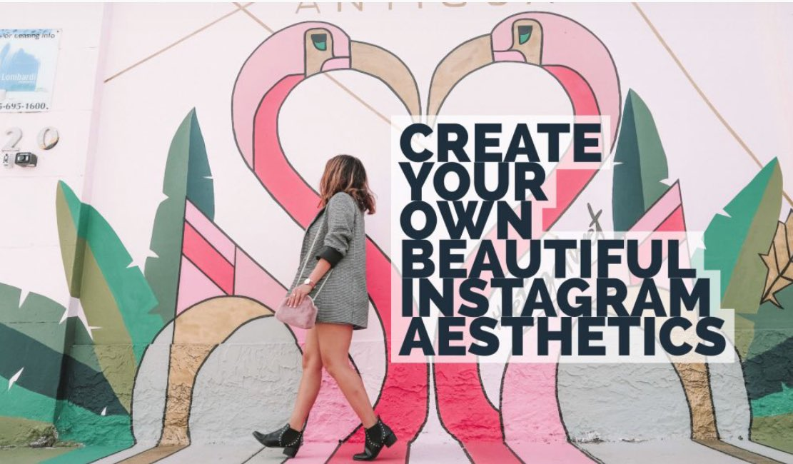New blog post! All about creating your own beautiful Instagram aesthetics  http:// bit.ly/2jzdyG0  &nbsp;   #fblogger @FemaleBloggerRT<br>http://pic.twitter.com/l9PlDaI4lr