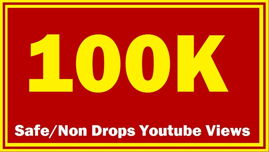 100000 100K High Quality Non DROP Super FAST #YOUTUBE VIEWS for $55 #youtubeviews #youtuber #seo #fiverr   http:// bit.ly/2zO6ICM  &nbsp;  <br>http://pic.twitter.com/zJFoxVmHLM