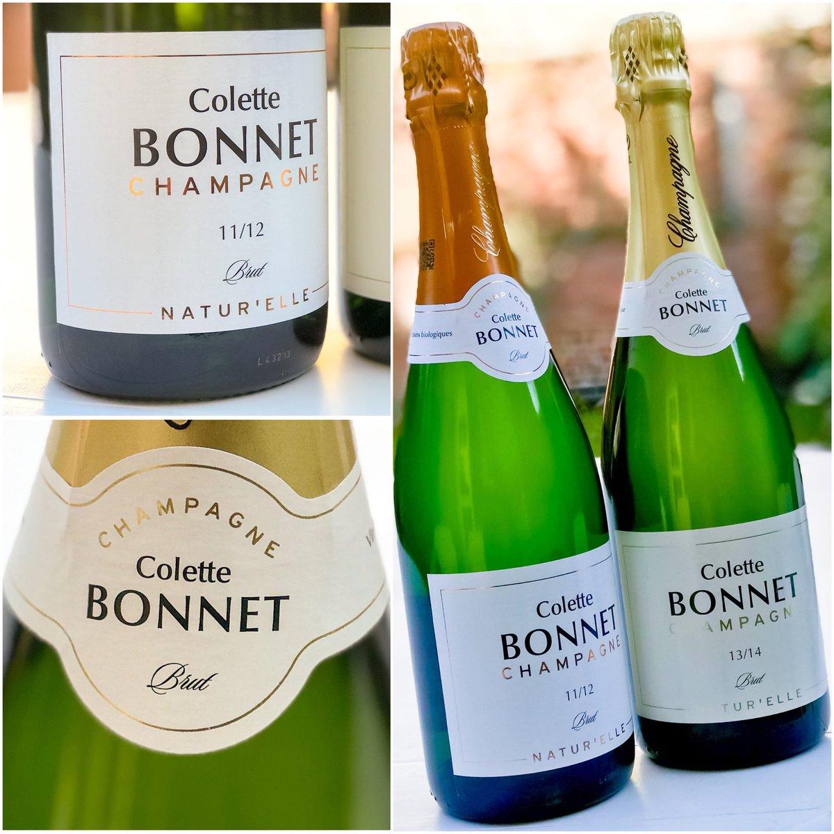Very much looking forward to tasting these #champagnes by @ColetteBonnet from the #cotedesbar area of #champagne. One in particular with a #homemade dish this evening, so #watchthisspace  #mercibeaucoup Mme. Colette!<br>http://pic.twitter.com/FotONdDsJP