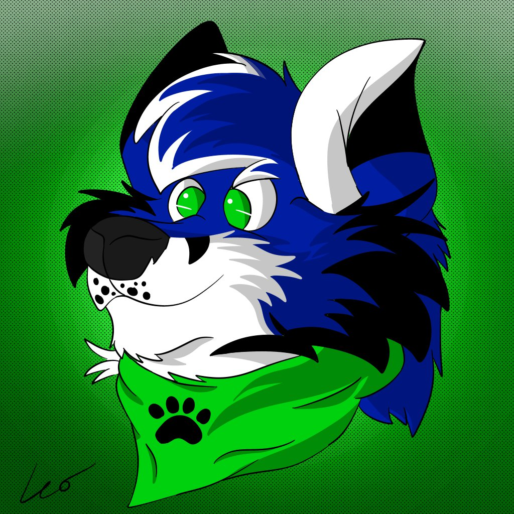 Leo with his Scarf hehe #FurryArt #Furry <br>http://pic.twitter.com/WHPavuxstL