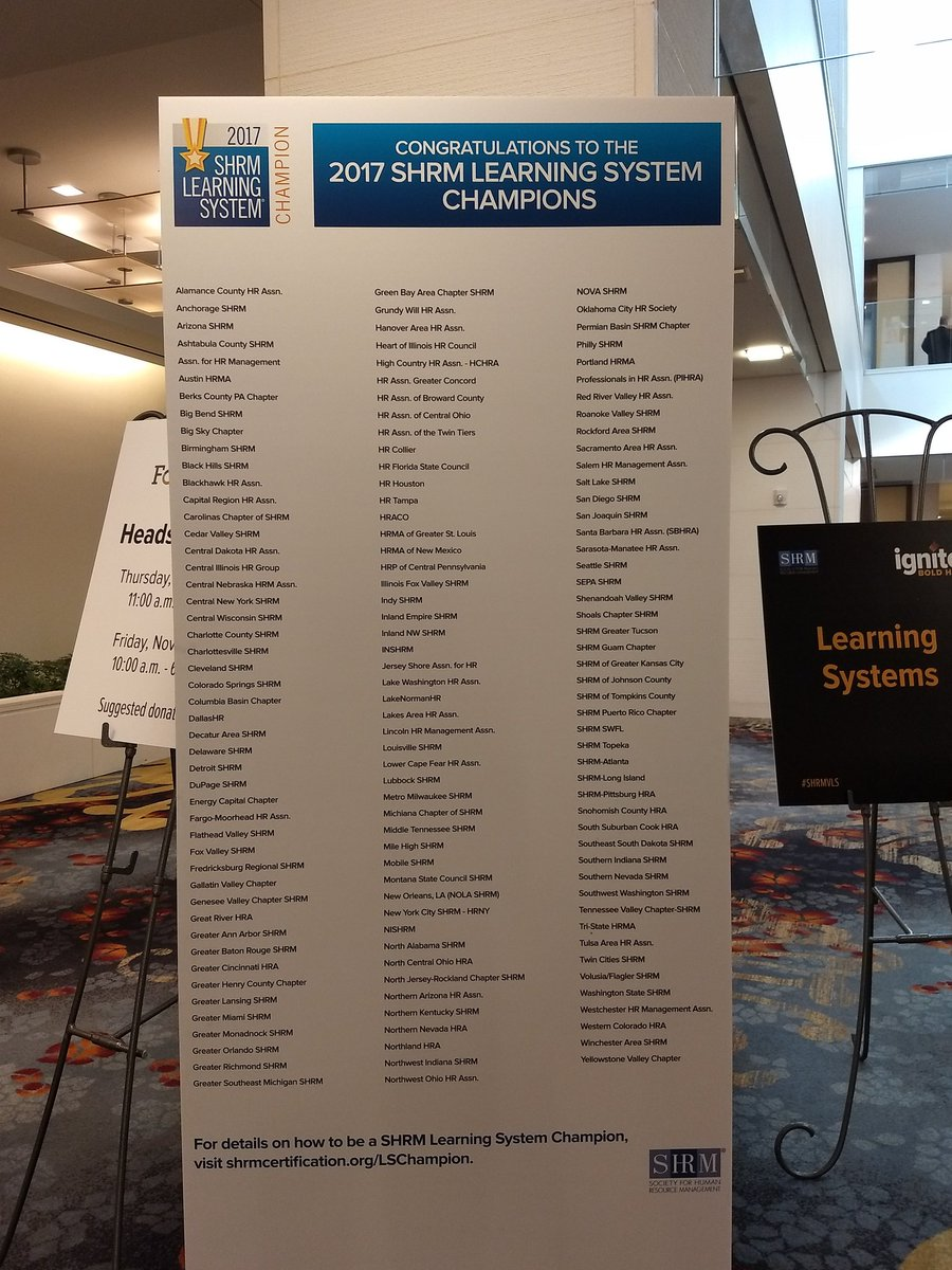 IE SHRM are Learning System Champions and proud to contribute to certifying HR practioners #SHRMVLS #ieshrm #hr <br>http://pic.twitter.com/cbh81MDnOm