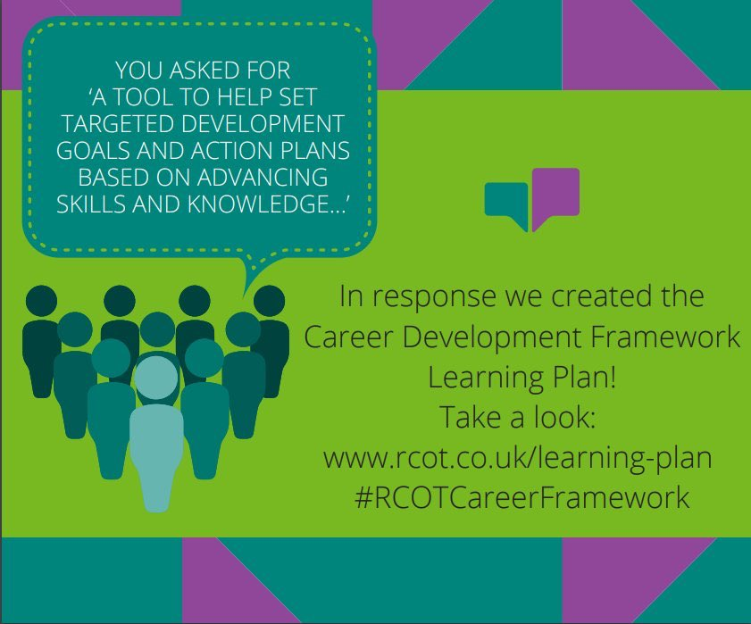 .... and if you think of any other tools that could help you use #RCOTCareerFramework, pls let @theRCOT know too  #implementation #collaborate  @MMShiells @RCOTStudents @DrGillianWard @louisecusack<br>http://pic.twitter.com/6MKUG60Mun