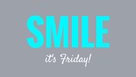 SMILE! It&#39;s #Friday!! :-) :-) :-) #woohoo <br>http://pic.twitter.com/RDF4zA5M5F