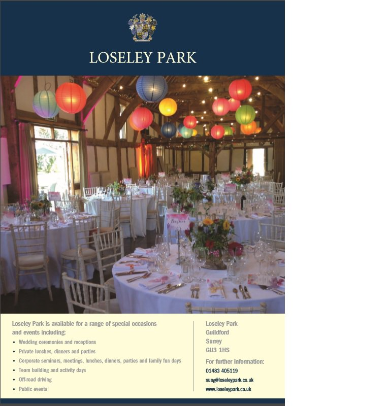 Ever wondered what you can do at Loseley?! Pretty much anything you'd like, within reason!  Talk to us 01483 405119 #parties #teambuilding #familydays #activities #offroading #weddings #celebrations #publicevents