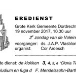 Zondag 19 november gaat ds Vlasblom uit Ridderkerk voor.  In de spaarpot bij de uitgang kunt u spaarzegels voor Plus boodschappenpakketten doneren.