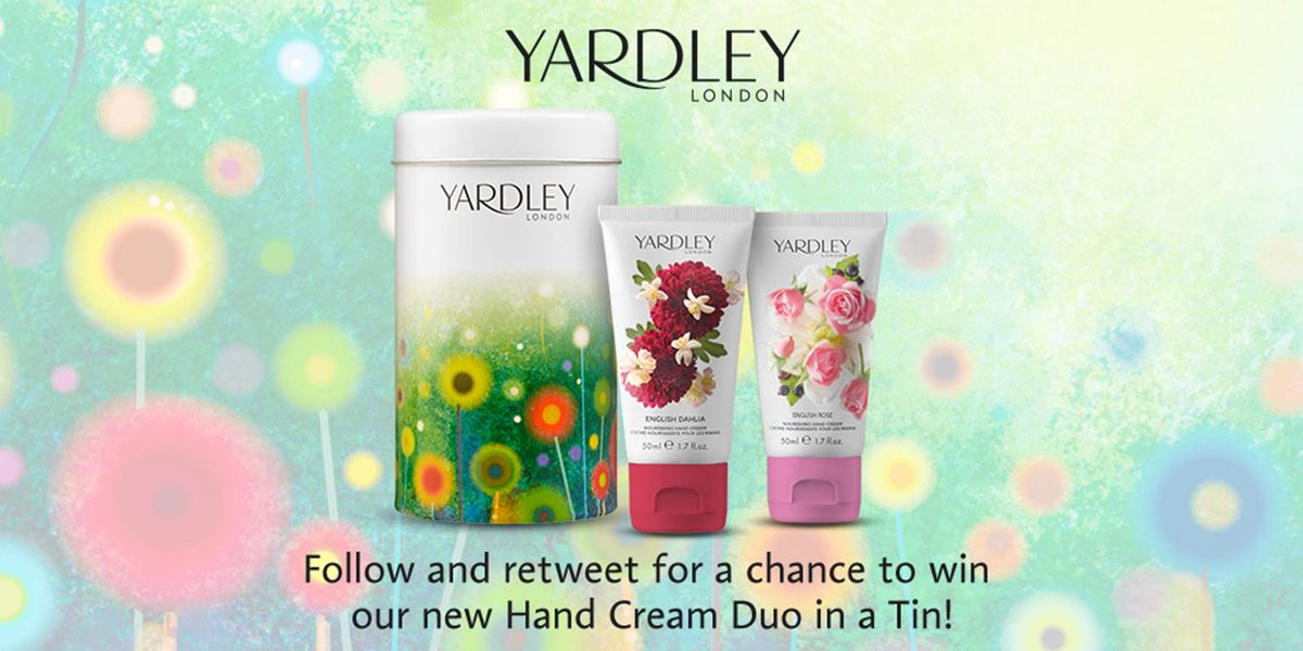 Happy Friday!  Follow &amp; RT for a chance to #win our NEW Hand Cream Duo gift set!  #beauty #FreebieFriday #competition #giveaway<br>http://pic.twitter.com/BXp1i29tX8