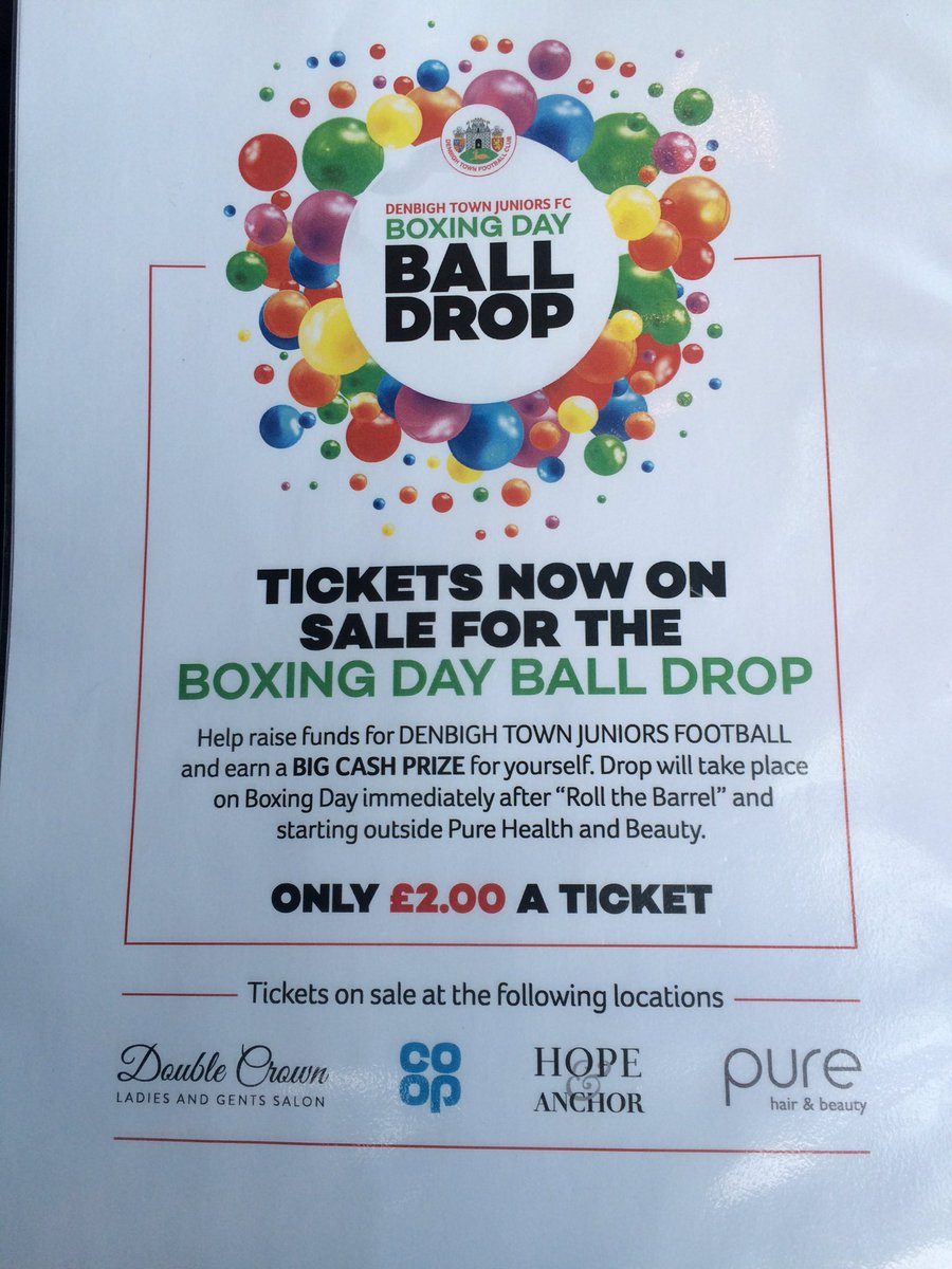 Don&#39;t forget to pick up your #balls #pure #doublecrown #co-op #hope&amp;anchor local businesses promoting local grassroots fundraiser <br>http://pic.twitter.com/EAOEcik3us