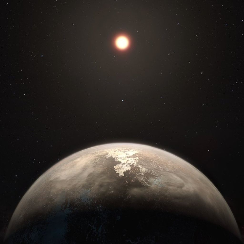 A nearby Earth-size planet may have conditions for life. Astronomers announced the discovery of an Earth-size planet around a small red star in the corner of the galaxy. https://t.co/sFf4hmeYAh