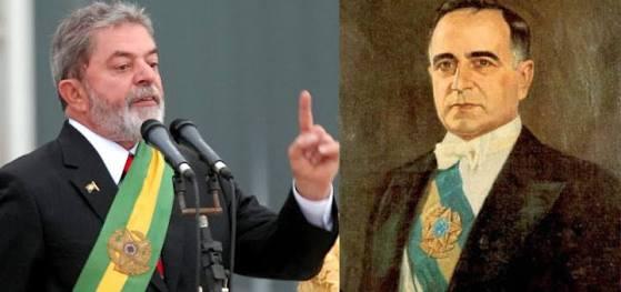 Bota o retrato do velho, bota no mesmo lugar... Lula, com 42%, avança. Santo e Lata Velha têm 5% e o PSDB de Aecio come poeira atrás de Bolsonazi. Confira nova pesquisa Vox Populi/CartaCapital - https://t.co/dVksUl5Vx0