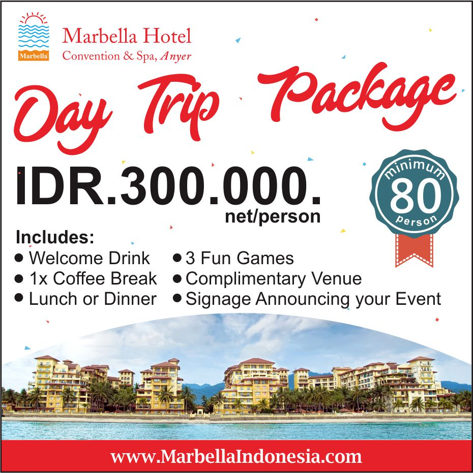 Marbella Indonesia Marbellaindo Twitter Voucher Hotel Convention And Spa Anyer 0 Replies Retweets Likes