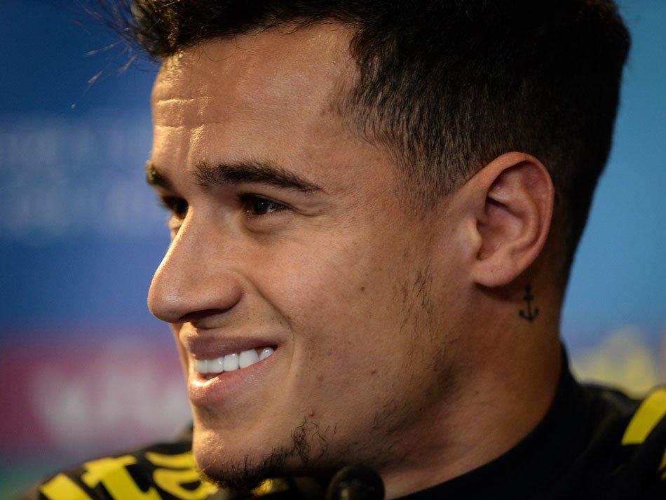 Com Coutinho distante, jornal coloca outra estrela da @premierleague na mira do @FCBarcelona  ↪️ https://t.co/hE3KZkNvmr