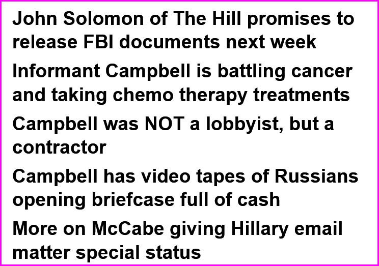#BREAKING - Sean Hannity with Solomon &amp; Carter on FBI Informant in #UraniumOne   https://www. youtube.com/watch?v=nnIjM6 sY2Vs &nbsp; …  8 Mins  #U1 #nwo #TrumpTrain #CCOT #TCOT #DeepState #MAGA #PURGE #Hillary #Clinton<br>http://pic.twitter.com/QFgwdPCCIn