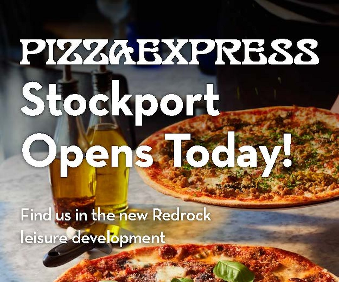 Redrock Stockport On Twitter Were Just Days Away From Our