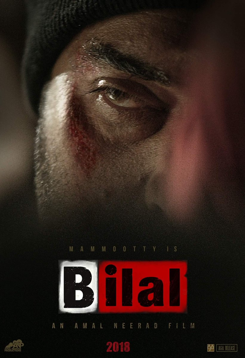 #Bilal  The sequel of Blockbuster #BigB is here  The First Look has given the promising film Effect  Another Big film for @mammukka  #mammootty   A #AmalNeerad Film #Buzz is that #DQ will also be performing a small role in it  In Mid 2018 <br>http://pic.twitter.com/4C6fAl4anD