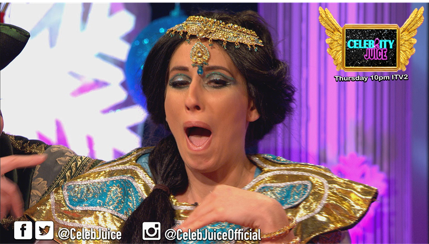 We'd eat a cheese platter with you any day of the week @staceysolomon #CelebJuice https://t.co/9DLsNV6ryd