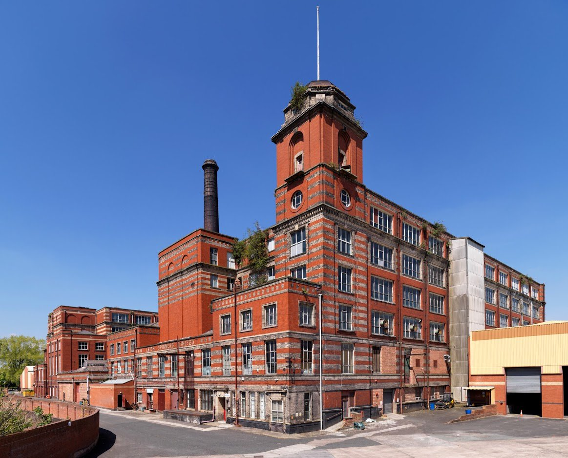 England's textile mills, once the workshop of the world, were the original Northern Powerhouse.  A new study finds overwhelming support for their reuse   https://t.co/Z6m9hntV7u  #LoveMills