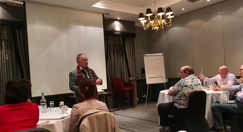 Another fantastic guest speaker at #PSAScotland in October was Bob the @IdeamanHooey  Great advice for #Speakers, #Trainers &amp; Coaches <br>http://pic.twitter.com/rwaHz58Do3