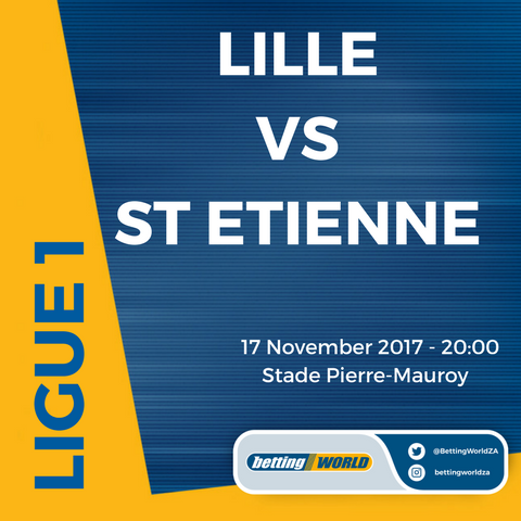 #Lille welcomes #SaintEtienne tonight and both teams play strong and aggressive football but they are not in top form. <br>http://pic.twitter.com/iAVr529Cd7