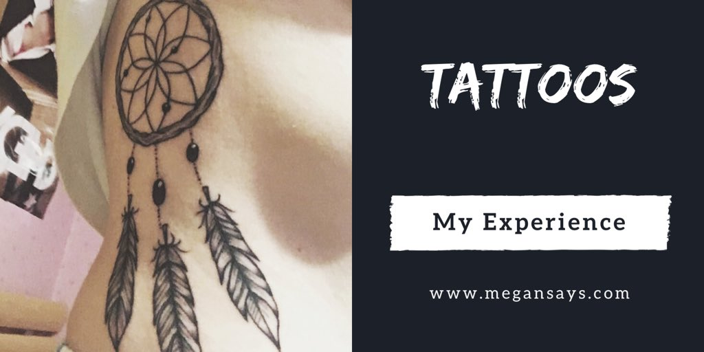I've shared my experience of getting tattoos   http://www. megansays.com/tattoos-my-exp erience/ &nbsp; …   #fblogger #GRLPOWR #bloggerstribe #thebloggershub<br>http://pic.twitter.com/rsdCx2Uc5g